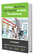 Finding a Short Term Care Program to Assist Your Recovery eBook