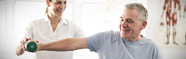 Short-Term Rehab Services