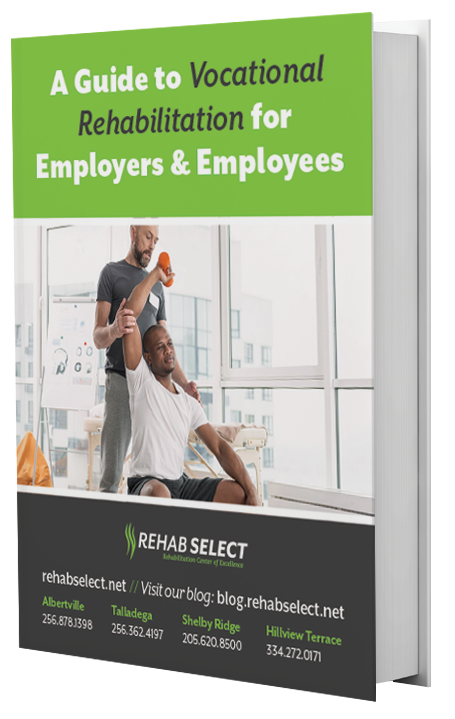 A Guide to Vocational Rehabilitation for Employers & Employees