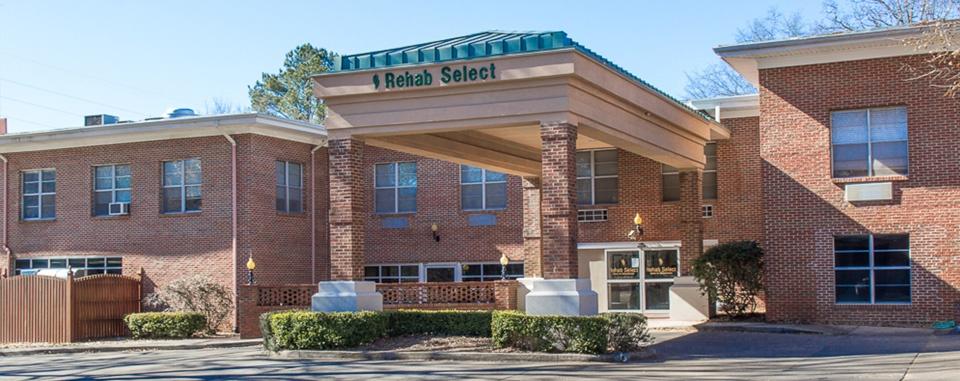Rehab Select at Talladega