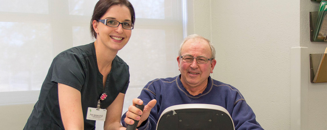 How Rehab Select Helps with Pulmonary Therapy