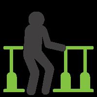 stroke-rehab-railing