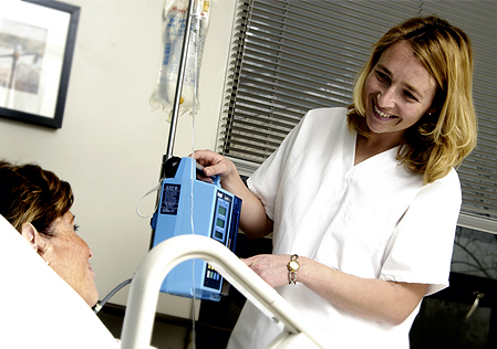 Treating Malnutrition with IV Therapy