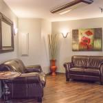 Albertville Health & Rehab Seating Area