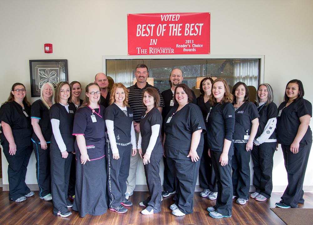 Albertville Health & Rehab Staff