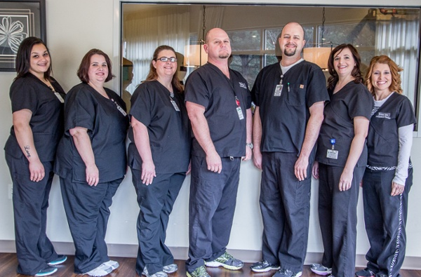 Albertville Health & Rehab Physical Therapists
