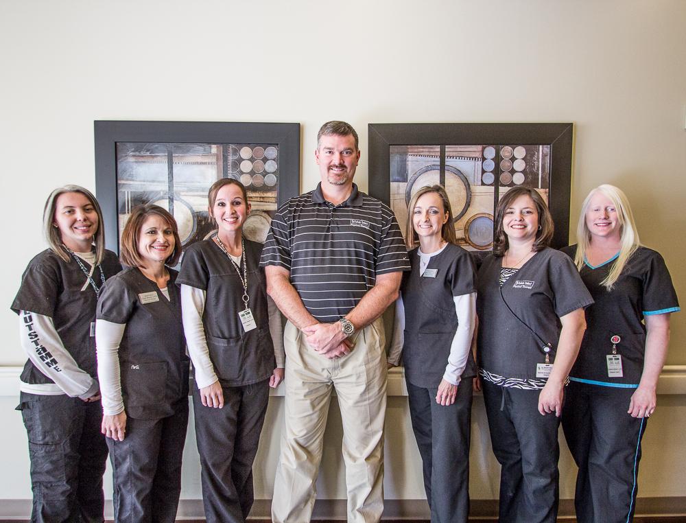 Albertville Health & Rehab Staff 2
