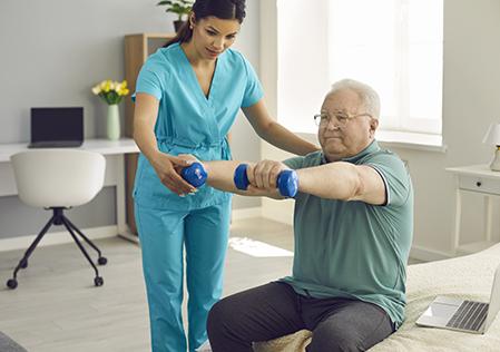 Orthopedic Rehab Recovery
